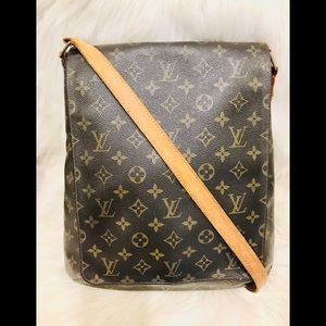 Authentic Louis Vuitton Musette Salsa GM #2.6a